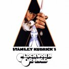 "A Clockwork Orange Movie Poster Print HD Wall Art Home Decor Silk 27"" x 40"""
