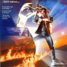"""Back To The Future Movie Poster Print HD Wall Art Home Decor Silk 27"""" x 40"""""""