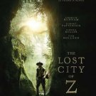 """The Lost City of Z Movie Poster Print HD Wall Art Home Decor Silk 27"""" x 40"""""""
