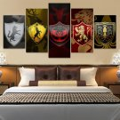 Game Of Thrones Canvas Wall Art  Framed Decor Poster Print
