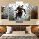 Assasions Creed Canvas Wall Art  Framed Decor Poster Print
