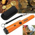 Pro Handheld Metal Detector Pinpointer Belt Holster Pro-Pointer Waterproof Tool