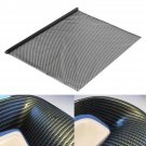 Hydrographic Water Transfer Hydro Dipping Print Film Silver Carbon Fiber 250cm
