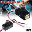 120V Raintight JL-103A Flush Mount Dusk Dawn Button Photo Control Eye Photocell