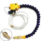 Mist Coolant Lubrication Spray System Unit for CNC Lathe and Milling Machine Kit