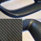 Hydrographics Water Transfer Hydro Dipping Print Film Silver Carbon Fiber 0.5*2m