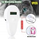 ISO FDX-B Animal Chip Dog Reader RFID Microchip Handheld Pet Scanner 118mm DIY