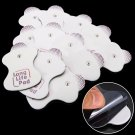 12 PCS Electrode Replacement Pads For Omron Massagers Elepuls Long Life Pad Set