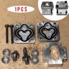 TRW Hydraulic Gear Pump Metal Gear Pump Hydraulic Model Excavating Machinery DIY