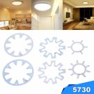 5730 SMD LED Panel Annular Circle Ceiling Light Fixtures Board Lamp Christmas
