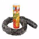 Potato Chip Can Skillful Novelty Joke Prank Jump Snake Funny Tricky Plastic