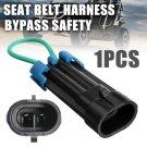 Seat Belt Harness Bypass Safety Plug For Polaris Ranger 570/900/1000 XP 2015-18