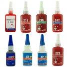 50ml/20ml Threadlocker Adhesive Glue 222 272 290 406 401 480 242 495 638 545 577