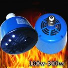 100-300W Cultivation Heating Lamp for Pet Chicken Pig Poultry Keep Warming Light