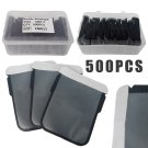 500/Pack Size 2 Dental Digital X-Ray ScanX Barrier Envelopes for Phosphor Plate