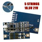 5S 20A w/Balance BMS Protection PCB Board for Li-ion Lithium 18650 Battery 48mm