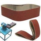 6 Pack 4' 'x 36'' 400 Grit Premium Sanding Belts Metal Working 915mm x 100mm