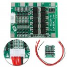 4S 14.8V 18650 Li-ion Lithium Battery Cell BMS PCB Protection Board Balance 30A