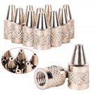 10pcs 1mm Nozzle Iron Tip For Electric Vacuum Solder Sucker/Desoldering Pump Set
