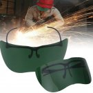 1Pcs PC Material Green Lens Welding Goggles Welding Glasses Eyes Protection 2077
