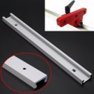 300mm T-track T-slot Miter Track Jig Fixture Woodworking Tool for Router Table