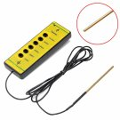 Electric Solar Energiser Voltage Tester Farm Fencing Poly Wire Tape Rope Tools