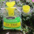 2Pcs Disposable Fly Trap Catcher Fly Catcher Insect Trap Hanging Pest Control