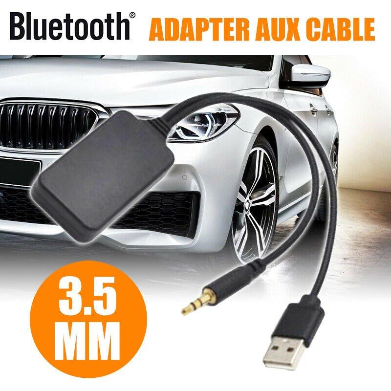 Professional Car Auto Bluetooth Radio AUX Cable Adapter For BMW E90 E91 E92 E93