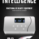 Intelligent Fractional Machine Radio Frequency Face Lift Skin Care Salon Device