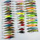 New Lot 43pcs Kinds of Fishing Lures Crankbaits Hooks Minnow Crank Baits Tackle
