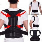 Chest Support Belt Back Shoulder Posture Corrector Therapy Humpback Brace Corset