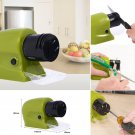 Electric Scissor Sharpener Kitchen Knives Blades Drivers Swifty Cutlery Tool #WS