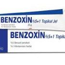 Benzoxiln Topikal Jel 25 gr