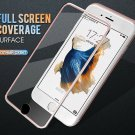 6D Full Cover Screen Protector For iPhone  6 6S 7 8 Plus X Tempered Glass