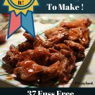 37 Fuss Free Tempting Buffalo Wing Recipes Ebook