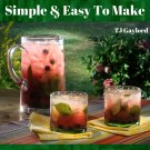 37 Fuss Free Tequila Drink Recipes Ebook