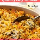 37 Tempting Oyster Stuffing & Dressing Recipes Ebook