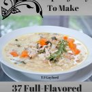 37 Full-Flavored Chicken Stew Recipes Ebook
