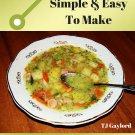 37 Top-Rated Savory Potato Soup Recipes Ebook