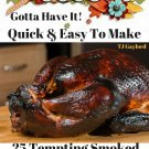 25 Tempting Smoked Whole Turkey Recipes Ebook
