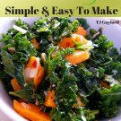 37 Relishing Kale Salad Recipes Ebook
