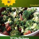 37 Delicious Broccoli Salad Recipes Ebook