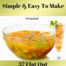 37 Flat Out Simple Rum Punch Recipes Ebook