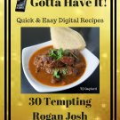 30 Tempting Rogan Josh Recipes Ebook