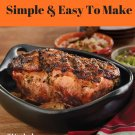 37 Top Rated Roast Pork Recipes Ebook