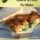 37 Savory Zucchini Quiche Recipes Ebook