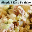 37 Luscious Top-Rated Dairy Free Potato Salad Recipes Ebook