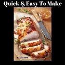 37 Savory Pork Tenderloin Recipes Ebook