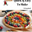 37 Exquisite Fruit Pizza Recipes Ebook