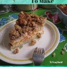 37 Scrumptious Sour Cream Pie Recipes Ebook